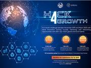"""Cuộc thi Hack4Growth: """"Tinh luyện"""" ý tưởng thành cơ hội khởi nghiệp"""