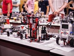 3 đội học sinh Việt Nam giành vị trí cao tại cuộc thi Sáng tạo Robot toàn cầu