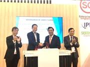 Techfest Việt Nam ở Singapore: Đưa startup Việt sang những thị trường tốt nhất