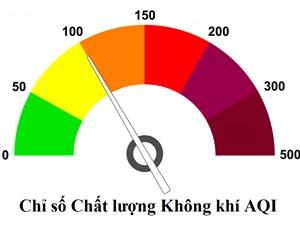 Thay đổi phương pháp tính AQI của Việt Nam theo tiêu chuẩn Mỹ