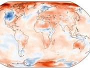 Thế giới vừa trải qua tháng 10 nóng nhất trong lịch sử