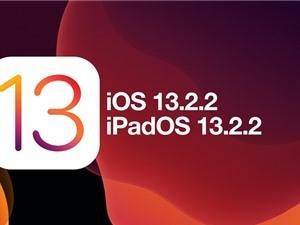 Apple phát hành bản cập nhật iOS 13.2.2 để sửa lỗi đa nhiệm iPhone, iPad