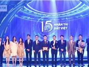 Nhân tài Đất Việt 2019 trao gần 2 tỷ đồng giải thưởng