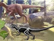 Phát hiện loài khủng long ăn thịt lâu đời nhất
