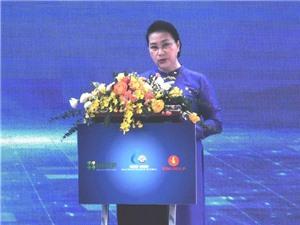 Chủ tịch QH Nguyễn Thị Kim Ngân: Tạo điều kiện cho Khu CNC Hòa Lạc bước vào giai đoạn bứt phá