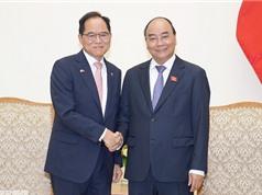 Đại sứ Hàn Quốc khẳng định nỗ lực đóng góp cho Việt Nam như HLV Park Hang-seo