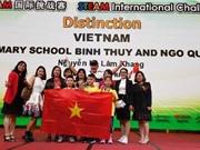 Thí sinh Việt Nam giành 3 giải vô địch Wecode quốc tế