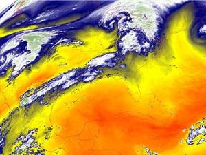 Mạng 5G toàn cầu đe dọa dự báo thời tiết
