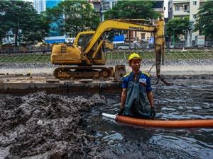 Giải pháp đơn giản để giải bài toán xử lý nước thải sinh hoạt đô thị