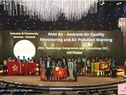 Ứng dụng PAM Air chiến thắng tại APICTA Awards 2019