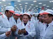 Khu công nghệ cao Hòa Lạc chuẩn bị cho giai đoạn bứt phá