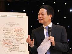 """Bộ trưởng Nguyễn Mạnh Hùng: Ưu tiên sản phẩm an ninh mạng """"Make in Vietnam"""""""