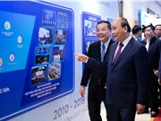 55 doanh nghiệp và tổ chức KHCN triển lãm những sản phẩm công nghệ hàng đầu