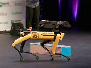 Cảnh sát Mỹ thử nghiệm chó robot của Boston Dynamics