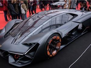 Lamborghini và MIT mở đường cho siêu xe điện trong tương lai
