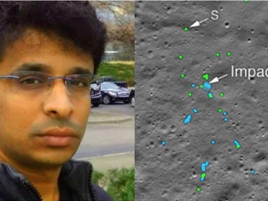 NASA tìm thấy vị trí tàu đổ bộ Vikram nhờ sự giúp đỡ của người quan sát nghiệp dư