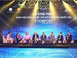 Khai mạc Techfest 2019: Cởi mở để thu hút mọi nguồn lực