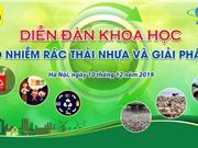"""Viện Công nghệ sinh học, Viện Hàn lâm Khoa học và Công nghệ Việt Nam: Thông báo Diễn đàn khoa học """"Ô nhiễm rác thải nhựa và giải pháp"""""""