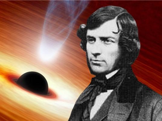 Khởi nguồn ý tưởng về lỗ đen