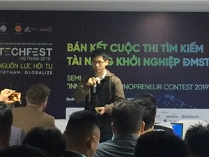 Bán kết và Chung kết cuộc thi tìm kiếm tài năng khởi nghiệp ĐMST quốc gia 2019: 50 startup xuất sắc nhất