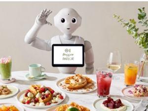Nhật Bản: Khai trương tiệm cafe sử dụng nhân viên robot
