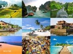 Năng lực cạnh tranh của du lịch Việt Nam tăng 4 bậc