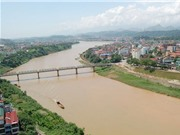Xác định nguồn nhiễm ngược asen mới vào sông Hồng