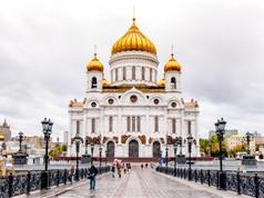 Nhà thờ chính tòa Moscow: Những thăng trầm lịch sử