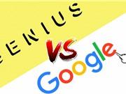 Google bị kiện vì sao chép trái phép lời bài hát