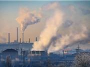 Lượng khí thải CO2 đạt mức kỷ lục trong năm 2019
