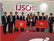 Học sinh Việt Nam giành 6 huy chương tại Olympic Khoa học trẻ quốc tế IJSO