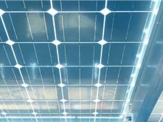 Hàn Quốc phát triển các tấm pin mặt trời trong suốt