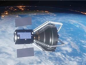 Châu Âu dự định phóng robot thu hồi rác trong vũ trụ
