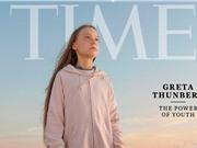 Tạp chí Time bình chọn Greta Thunberg là nhân vật của năm 2019