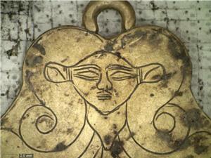 Hai ngôi mộ hoàng gia 3.500 năm tuổi được phát hiện ở Hy Lạp