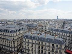 Người xây lại Paris