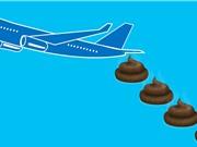 Mối nguy từ chất thải máy bay