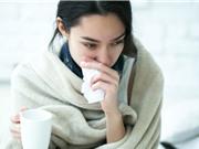 Cúm và cảm lạnh không đồng thời tấn công cơ thể
