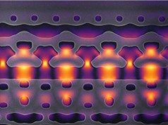 Máy gia tốc hạt trên một vi chip