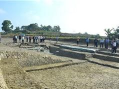 Xác định được cấu trúc Hào thành sau khi khai quật Thành Nhà Hồ