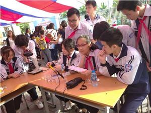 Cuộc ra mắt đầu năm của các Đại sứ STEM