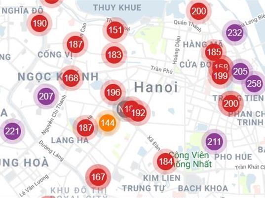 Hà Nội có kế hoạch quản lý và cải thiện chất lượng không khí