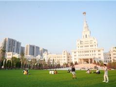 Đại học VinUni khánh thành: Tân cổ điển bên ngoài, hiện đại bên trong