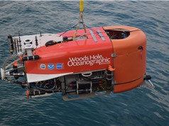 Robot tự thu thập mẫu địa chất dưới đáy biển
