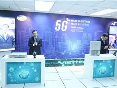 """Cuộc gọi 5G đầu tiên trên thiết bị """"made in Vietnam"""": Minh chứng sinh động cho tinh thần bứt phá"""