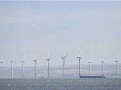 Anh phát triển các nhà máy điện gió xa bờ