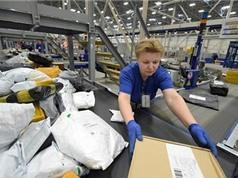 Bưu phẩm vẫn có thể làm coronavirus lây lan