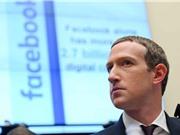Hàng loạt bê bối trong năm 2019 khiến cổ phiếu Facebook rớt giá