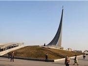 Đài kỷ niệm vinh danh thành tựu không gian của Liên Xô