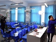 Các trường học của Trung Quốc bắt đầu chuyển sang học trực tuyến